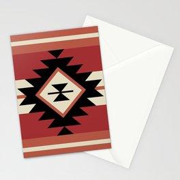 Aztec pattern 5 Stationery Cards