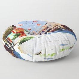 Chinatown. Floor Pillow