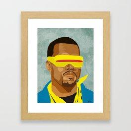 Chicago's Hip Hop Hero Framed Art Print
