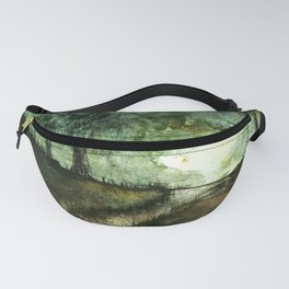 Forest Walk Fanny Pack