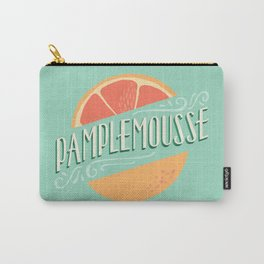 Pamplemousse (Grapefruit) Carry-All Pouch