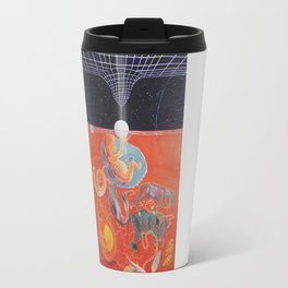 From gestation to the evolution of abstract thinking Travel Mug