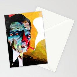 smoker2 Stationery Cards