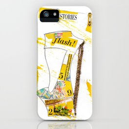 High Fashion iPhone Case