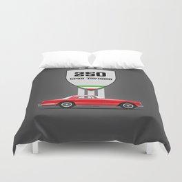 The 250 GT Duvet Cover