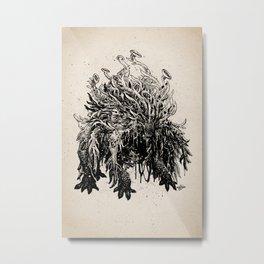 Shub-Niggurath by Anna Helena Szymborska Metal Print