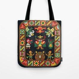 Inca Tote Bag