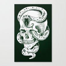 Dark Mark Canvas Print