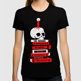 Horror is Lit T-shirt