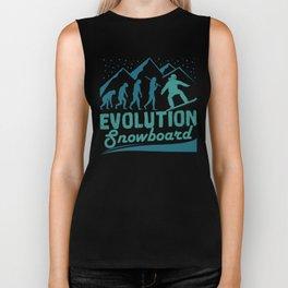 Evolution Snowboard Biker Tank