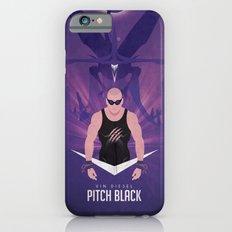Pitch Black - Badass Riddick iPhone 6s Slim Case