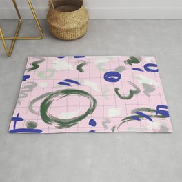 forestry Rug