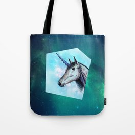 Unicorns only have fun Tote Bag