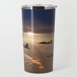 The Flight Home Travel Mug