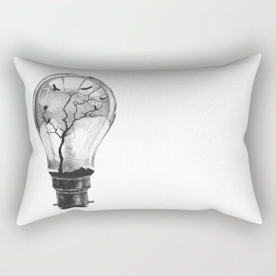 Imprisoned Rectangular Pillow