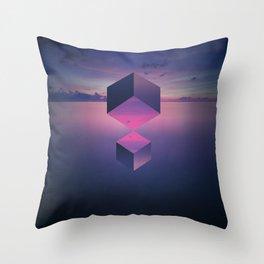 Cuboid Throw Pillow