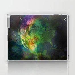 North America Laptop & iPad Skin