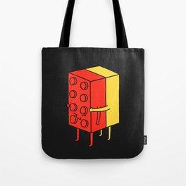 Never Let Go Tote Bag
