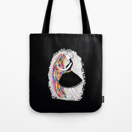 Ghosts Dance Tote Bag