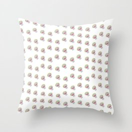Nibbler by ilya konyukhov (c) Throw Pillow