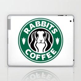 RABBITS COFFEE Laptop & iPad Skin