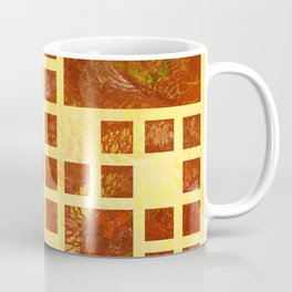 Nemissos V1 - painted squares Coffee Mug