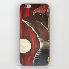 Gaia and Luna Grande iPhone & iPod Skin