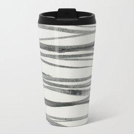 Abstract Line No. 83 Travel Mug