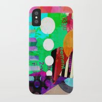 good vibes iPhone & iPod Cases featuring Good Vibes by Lynsey Ledray