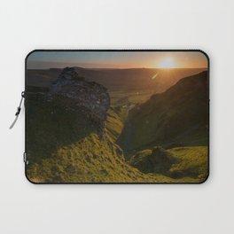 winnats pass sunrise Laptop Sleeve