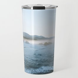 Cannon Beach Sunrise Travel Mug