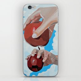 Mirror Image iPhone Skin