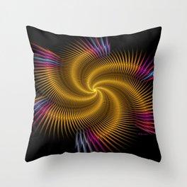 Super Slinky Throw Pillow
