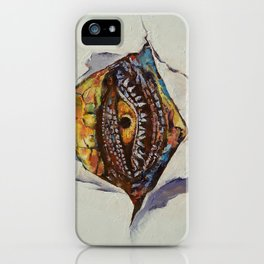 Dragon Eye iPhone Case
