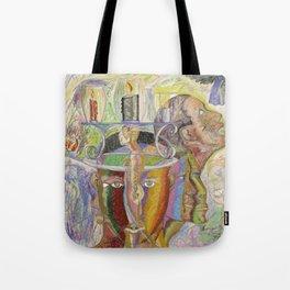 Language of Life Tote Bag