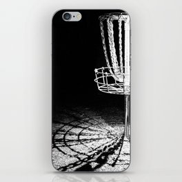Disc Golf Chains iPhone Skin