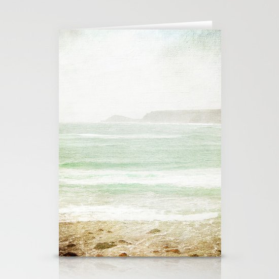 The Secret of the Sea Stationery Cards