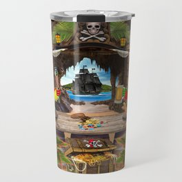 Pirates Cove Travel Mug