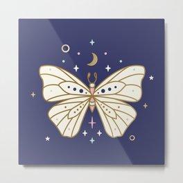 Magic butterfly no2 Metal Print