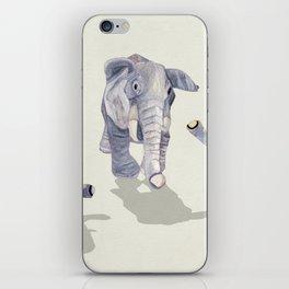 Elephants iPhone Skin