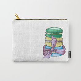 Sweet macaroons Carry-All Pouch