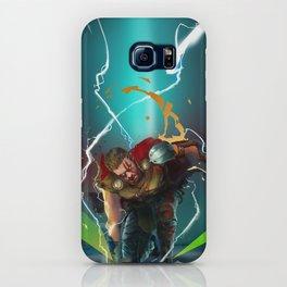 God of Thunder iPhone Case