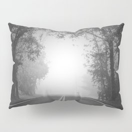 The Path Untraveled Pillow Sham