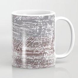 Gray nebulous wash drawing Coffee Mug