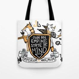 Imperial Mindset Tote Bag