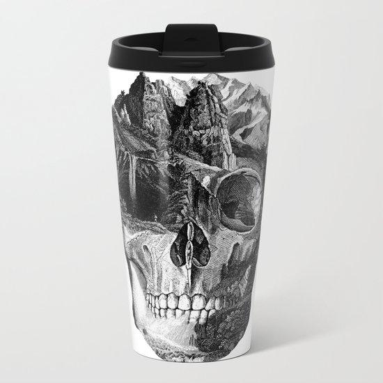 The Final Adventure Metal Travel Mug