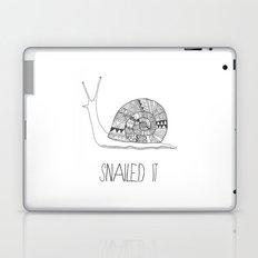 snailed it Laptop & iPad Skin