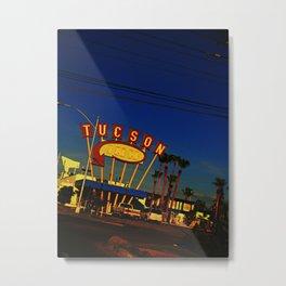 Tucson, AZ Metal Print