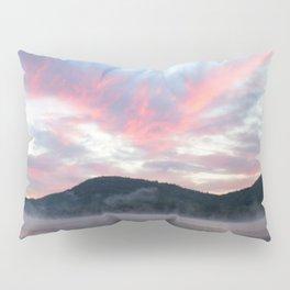 Silent Witness at Sunrise Pillow Sham