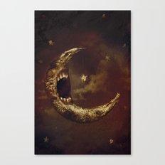 Star Eater Canvas Print
